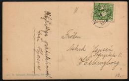 6941 - Alte Postkarte - 1918