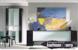 KS 06 TARJETA DE LUXEMBURGO DE KAUFMANN SERRA DE 10 UNITES - Luxemburg