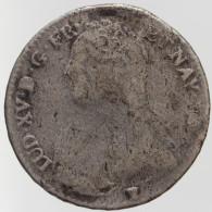 Louis XV - 1/2 écu, 1731 9, Rare ! - 987-1789 Royal