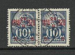 ESTONIA 1928 Cancel RAKKE - Estonia
