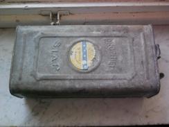 Boite Fouille Ww2 Siap Petrolio Splendor - 1939-45