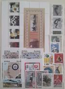 Syria 2008 Stamps Lot MNH - 25 Stamps - Lebanon
