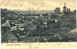 Carte Postale Ancienne De FENTSCH FONTOY - France