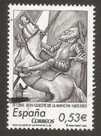 LOTE 817  ///  (C050)  ESPAÑA 2005   DON QUIJOTE - 2001-10 Gebraucht