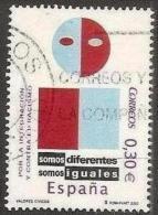 LOTE 817  ///  (C020)  ESPAÑA 2007   IGUALDAD - 1931-Hoy: 2ª República - ... Juan Carlos I