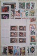 Syria 2010 Stamps Lot MNH - 33 Stamps - Lebanon