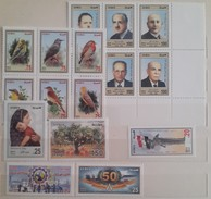 Syria 2013 Stamps Lot MNH - 17 Stamps - Lebanon
