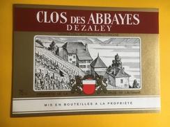 1997 -  Suisse Vaud  Clos Des Abbayes Dézaley  Propriété De La Ville De Lausanne - Etiketten
