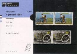 1993 RAI Mapje 103 - Postfris/MNH/** - Neufs