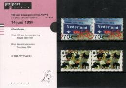 1994 ANWB, Ruiterspelen Mapje 125 - Postfris/MNH/** - Neufs