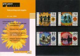 1996 Vakantiezegels In Mapje 153 - Postfris/MNH/** - Neufs