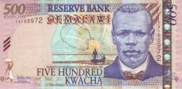 MALAWI 500 KWACHA 2005 P-56a UNC  [ MW148b ] - Malawi