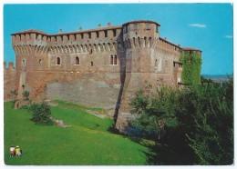 GRADARA (Italie) - Il Castello Di Paolo E Francesca / Château De Paul Et Francois - Animée -Non écrite -Scan Recto-verso - Italia