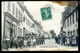 Cpa Du 29 Landivisiau -- La Rue Neuve     JIP15 - Landivisiau