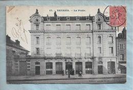 CPA - Nevers (58) - 17. La Poste - Nevers