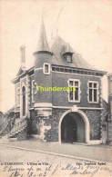 CPA  CLERMONT L'HOTEL DE VILLE - Thimister-Clermont