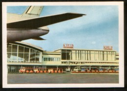 Russia USSR Ukraine Pc Kiev, Borispol Airport - Aerodrome