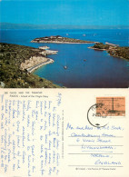 Paxos, Greece Postcard Posted 1980 Stamp - Greece