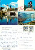 Bohinj, Slovenia Postcard Posted 1988 Stamp - Slovenia
