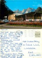Hotel Prisank, Kranjska Gora, Slovenia Postcard Posted 1991 Stamp - Slovenia