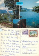 Bled, Slovenia Postcard Posted 1988 Stamp - Slovenia