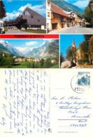 Bovec, Slovenia Postcard Posted 1983 Stamp - Slovenia