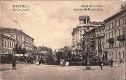 AK WARSZAWA 1915 FELDPOST - Oorlog 1914-18