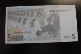5 EURO CYPRUS CHYPRE E009F2 Trichet UNC - EURO