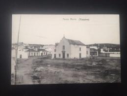 1991g) Portugal Ericeira Santa Marta Ed. Casa Viuva De Angelo Augusto Do Carmo - Lisboa