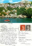 Cala Coves, Menorca, Spain Postcard Posted 1984 Stamp - Menorca