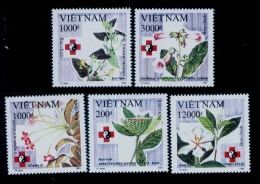 Vietnam Viet Nam MNH Perf Stamps 1993 : Medicinal Herbs (Ms660) - Vietnam