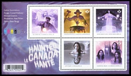 Canada (Scott No.2935 - Le Canada Hanté / Haunted Canada)+ (**) BF / SA