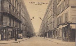 F38459/75 PARIS - RUE NOLLET 1921 - Arrondissement: 17