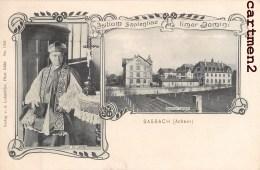 SASBACH ACHERN INSTITUT LENDER PRÄLAT DR. LENDER 1900 DEUTSCHLAND - Sasbach