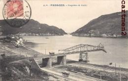 PASAGES CARGADERO DE ANCHO GARE STATION STAZIONE ESPANA - España