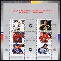 Canada (Scott No.2941 - Gardiens De But / Hockey / Goaltenders)+ [**]+ BF / SA