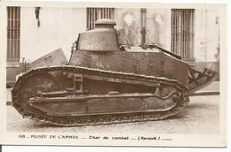 Tank Char De Combat  Renault - Materiaal