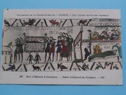 TAPISSERIE De La Reine MATHILDE Bayeux The Queen Mathilda TAPESTRY ( N° 132 ) Anno 19?? ( Zie Foto Voor Details ) - Arts