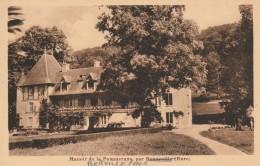 27 - BERVILLE SUR MER - Manoir De La Pommeraye - Francia