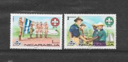 Nicaragua1975 Nr Y&T 1020+1022 (**) - Nicaragua