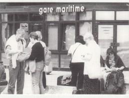 Les Derniers Sous. (Gare Mritime Cherbourg). Michel L'HOSTIS. Le Mois De La Photographie Cherbourg 98 - Photographs