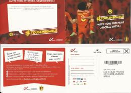 Diables Rouges - Brésil - Cartes Postales