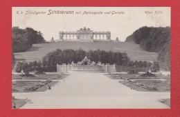 Schonbrunn --  Mit Neptungrotte Und Gloriette - Duitsland