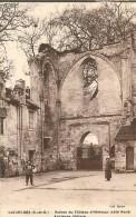 N-16 1981 :  LUZARCHES CHATEAU D HERIVAUX - Luzarches