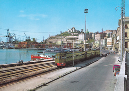 Ancona - Panorama - Treno - Barche - Ancona