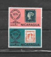 Nicaragua 1976 Nr Y&T 1057,1060** - Nicaragua