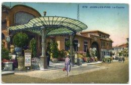 Juan-les-Pins - Le Casino - Antibes