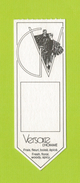 Cartes Parfumées Carte VERSACE L´HOMME - Modern (from 1961)