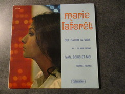 45T MARIE LAFORET -QUE CALOR LA VIDA - 1972 - Vinyl-Schallplatten