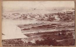 Mexico  SALINA CRUZ Destroyed 1902 For Port Works RP  Mex124 - México